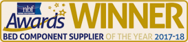Bed Component Supplier of the Year 2017/2018